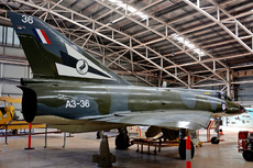 Aircraft Photo of A3-36 | Dassault Mirage IIIO(F) | Australia - Air Force | AirHistory.net