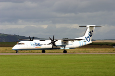 Aircraft Photo of G-JEDN | Bombardier DHC-8-402 | Flybe - British European | AirHistory.net #209390