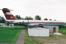 Aircraft Photo of DM-SEC | Ilyushin Il-62 | Interflug | AirHistory.net