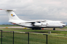 Aircraft Photo of UR-UCV | Ilyushin Il-76TD | Ukrainian Cargo Airways - UCA | AirHistory.net #210112