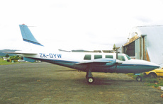 Aircraft Photo of ZK-DYW | Ted Smith Aerostar 600 | AirHistory.net #211113