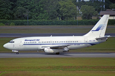 Aircraft Photo of PK-JHI | Boeing 737-230/Adv | Sempati Air | AirHistory.net