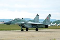 Aircraft Photo of 2123 | Mikoyan-Gurevich MiG-29AS (9-12A) | Slovakia - Air Force | AirHistory.net