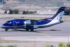 Aircraft Photo of D-BGAL | Dornier 328-300 328JET | Gandalf Airlines | AirHistory.net #213655