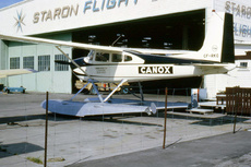 Aircraft Photo of CF-RKO | Cessna 180G | Canox - Canadian Oxygen | AirHistory.net #213903