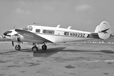 Aircraft Photo of N9823Z | Beech C-45H Expeditor Tri-Gear (D18S) | AirHistory.net