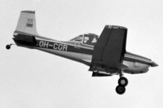 Aircraft Photo of OH-CGR | Cessna A188B AgTruck | AirHistory.net #214378