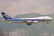 Aircraft Photo of JA8157 | Boeing 747SR-81 | All Nippon Airways - ANA | AirHistory.net #215065
