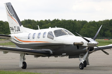 Aircraft Photo of PH-TJA | Socata TBM-850 (700N) | AirHistory.net #222086