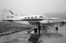 Aircraft Photo of OH-CIV | Cessna 402B Businessliner | AirHistory.net