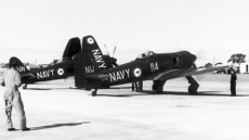 Aircraft Photo of WH588 | Hawker Sea Fury FB11 | Australia - Navy | AirHistory.net #215689