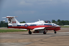 Aircraft Photo of 114143 | Canadair CT-114 Tutor (CL-41A) | Canada - Air Force | AirHistory.net #216344