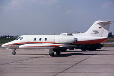 Aircraft Photo of D-IEGO | Lear Jet 24/XR | AirHistory.net #217366