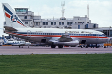 Aircraft Photo of G-AVRO | Boeing 737-204 | Britannia Airways | AirHistory.net #217192