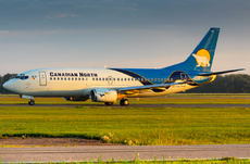 Aircraft Photo of C-GCNK | Boeing 737-36Q | Canadian North | AirHistory.net #217444