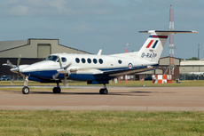 Aircraft Photo of G-RAFP | Raytheon B200 King Air | UK - Air Force | AirHistory.net #217822