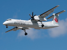 Aircraft Photo of C-GGOK | Bombardier DHC-8-402 | Air Canada Express | AirHistory.net #217947