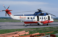 Aircraft Photo of G-BFFJ | Sikorsky S-61N MkII | British Airways Helicopters | AirHistory.net #219121