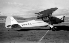 Aircraft Photo of VH-KBK | Auster J-1B Aiglet | AirHistory.net #219552