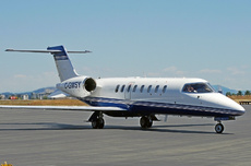 Aircraft Photo of C-GMSY | Learjet 45 | AirHistory.net #219840