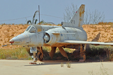 Aircraft Photo of 419 | Israel Aircraft Industries Kfir RC.2 | Israel - Air Force | AirHistory.net #220208