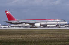 Aircraft Photo of N549US | Boeing 757-251 | Northwest Airlines | AirHistory.net #220327
