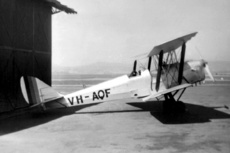 Aircraft Photo of VH-AQF | De Havilland D.H. 82A Tiger Moth | AirHistory.net #221568