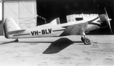 Aircraft Photo of VH-BLV | Commonwealth CA-6 Wackett | AirHistory.net #221567