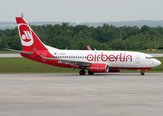 Aircraft Photo of D-ABLB | Boeing 737-76J | Air Berlin | AirHistory.net #222621