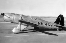 Aircraft Photo of VH-AGZ | Ryan STM-2 | AirHistory.net #224110