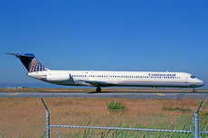 Aircraft Photo of N72829 | McDonnell Douglas MD-82 (DC-9-82) | Continental Airlines | AirHistory.net #224775