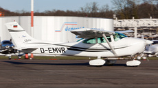 Aircraft Photo of D-EMVR | Cessna 182Q Skylane | AirHistory.net #247316