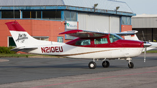 Aircraft Photo of N210EU | Cessna T210L Turbo Centurion | AirHistory.net #249614