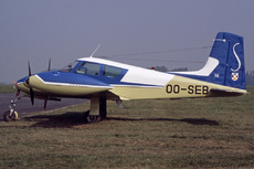 Aircraft Photo of OO-SEB | Cessna 310 | Sabena Flight Academy | AirHistory.net #225493