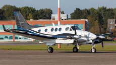 Aircraft Photo of SE-MEP | Beechcraft C90GTi King Air | AirHistory.net #254857