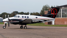 Aircraft Photo of N26PY | Beech F90 King Air | AirHistory.net #260613