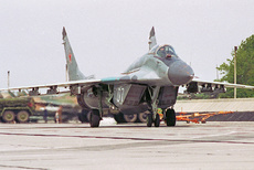 Aircraft Photo of 07 | Mikoyan-Gurevich MiG-29 | Russia - Air Force | AirHistory.net #225948