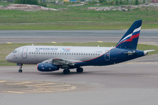 Aircraft Photo of RA-89032 | Sukhoi SSJ-100-95B Superjet 100 (RRJ-95B) | Aeroflot - Russian Airlines | AirHistory.net #226198