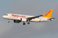 Aircraft Photo of TC-NBG | Airbus A320-251N | Pegasus Airlines | AirHistory.net #227669