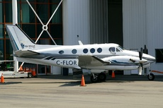 Aircraft Photo of C-FLOR | Beech C90B King Air | Air West Charters | AirHistory.net #227804