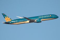 Aircraft Photo of VN-A866 | Boeing 787-9 Dreamliner | Vietnam Airlines | AirHistory.net #227965
