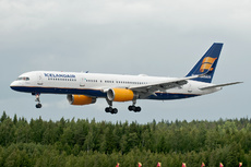Aircraft Photo of TF-ISV | Boeing 757-256 | Icelandair | AirHistory.net #229630
