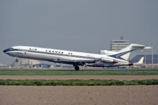 Aircraft Photo of F-BPJG | Boeing 727-228 | Air France | AirHistory.net #231332