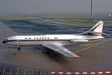 Aircraft Photo of F-BHRP | Sud SE-210 Caravelle III | Air France | AirHistory.net #231391