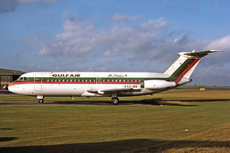 Aircraft Photo of A4O-BB | BAC 111-409AY One-Eleven | Gulf Air | AirHistory.net #231394