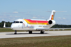 Aircraft Photo of EC-IZP | Bombardier CRJ-200ER (CL-600-2B19) | Iberia | AirHistory.net #232625