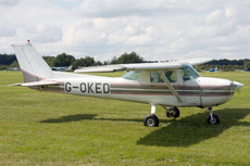 Aircraft Photo of G-OKED | Cessna 150L | AirHistory.net #232834