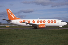 Aircraft Photo of G-EZYD | Boeing 737-3M8 | EasyJet | AirHistory.net #234143