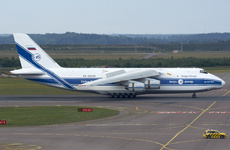 Aircraft Photo of RA-82045 | Antonov An-124-100 Ruslan | Volga-Dnepr Airlines | AirHistory.net #234447