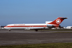 Aircraft Photo of C-GAAW | Boeing 727-233/Adv | Air Canada | AirHistory.net #234591